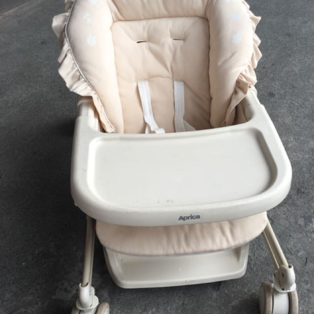 5 in 1 Aprica High Low Chair