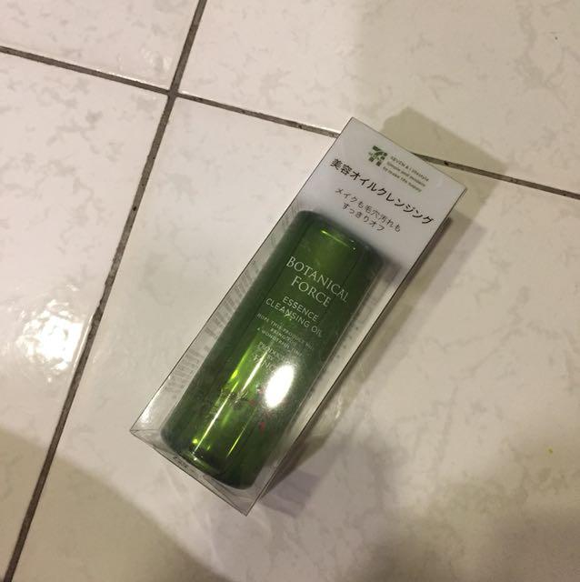日本711 FANCL卸妝油