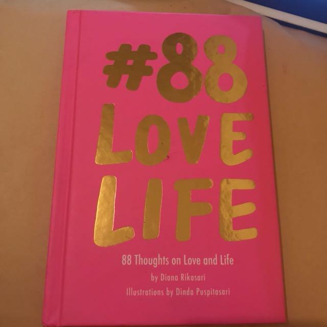 88 Love Life Vol 1