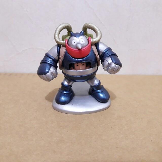 [二手收藏]機器人玩具公仔