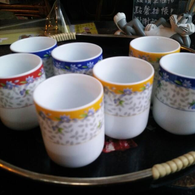 復古茶水杯