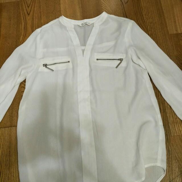 氣質雪紡衫