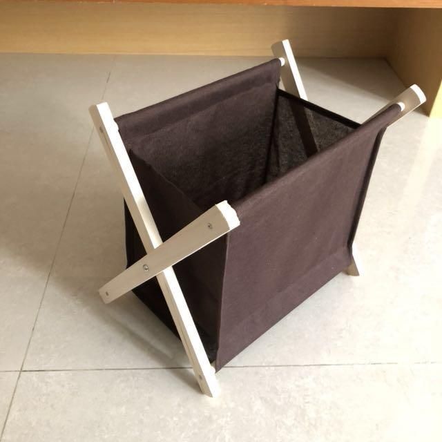 質感可折疊置物箱 置物櫃 有質感 收納箱 可折疊收納箱 收納架 收納籃 高25公分 長19公分 寬28公分可以蝦皮下單