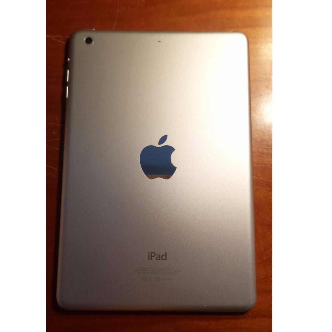 可議價 Apple 原廠 iPad mini 2 32GB Wi-Fi  銀白