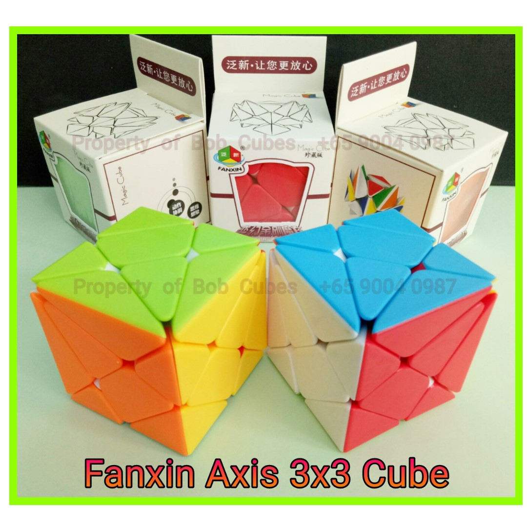 - Fanxin Axis 3x3 Cube for sale -  Brand New !