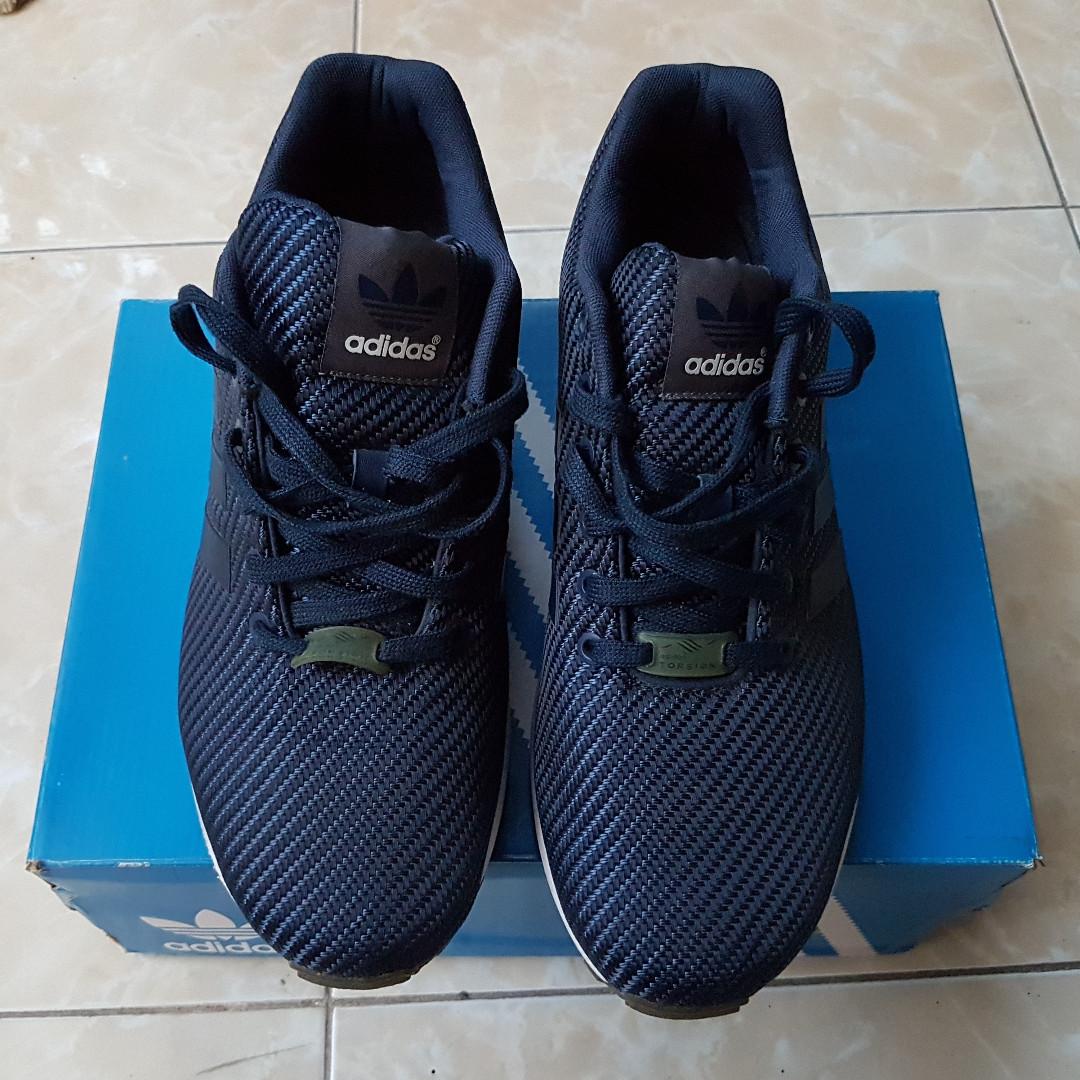 san francisco 881df 0ba9d Adidas ZX Flux Ballistic Woven size 44, Men's Fashion, Men's ...