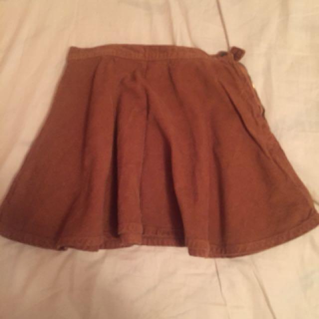 American Apparel Circle Skirt