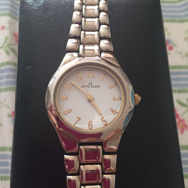 Anne Klein Stainless Watch