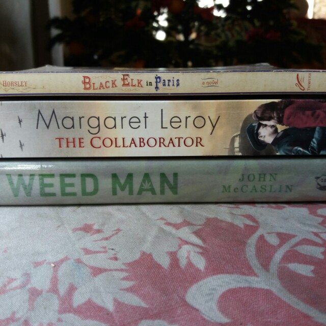 ASSORTED PRELOVED BOOKS