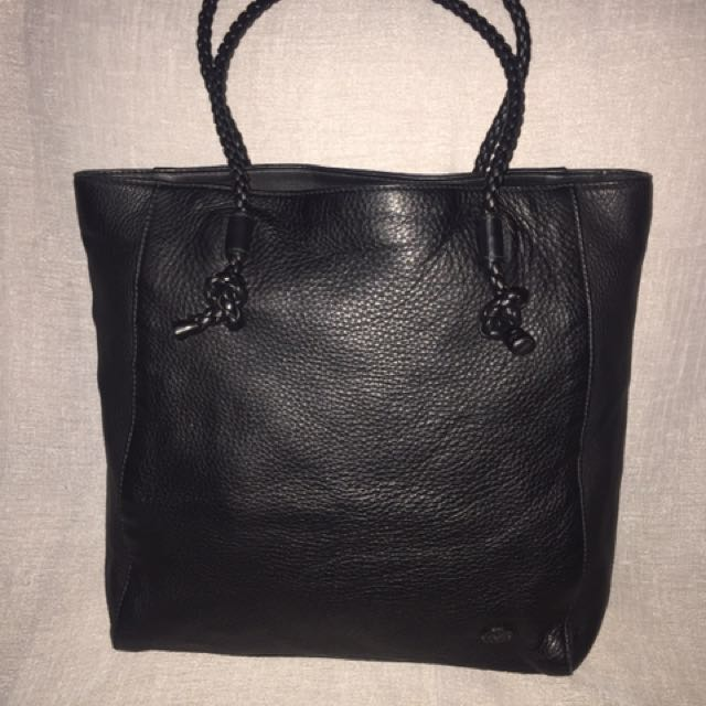 Authentic Gucci Leather Tote