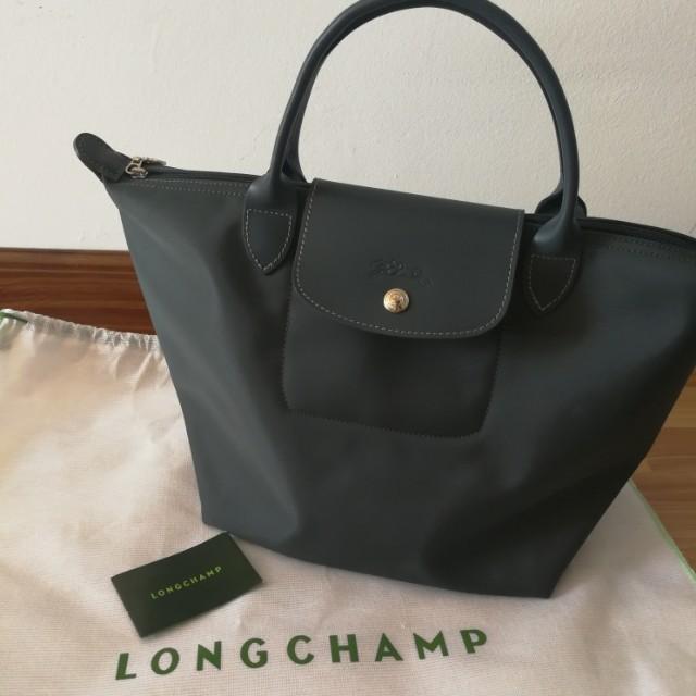 Preloved Authentic Longchamp Planetes 764c0a0cea66e