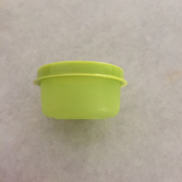 Authentic Mini Tupperware