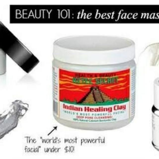 Aztec indian healing clay share in jar 50 gram