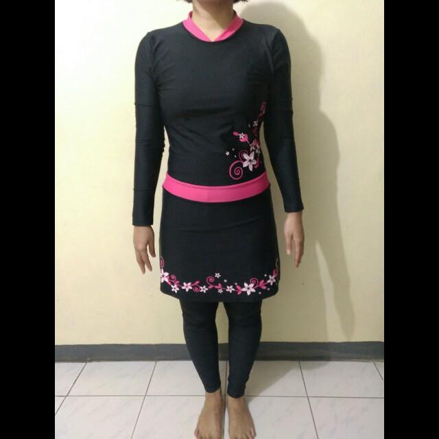 Baju Renang Muslim Sweet Dance S