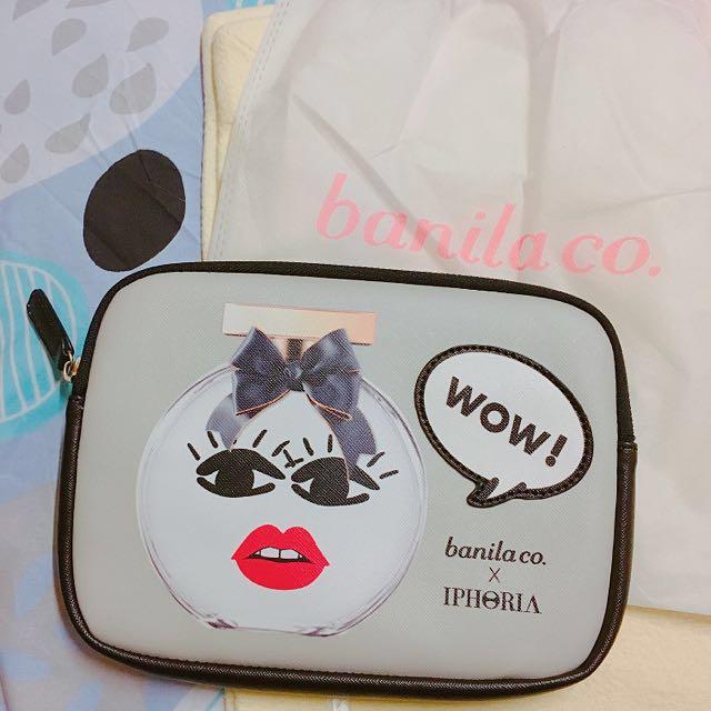 ✨Banila co. 化妝包 收納包