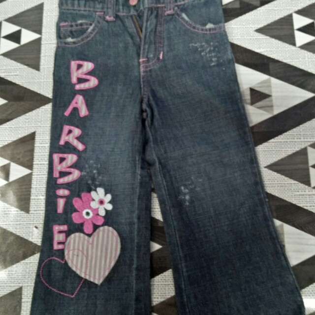 Barbie maong jeans