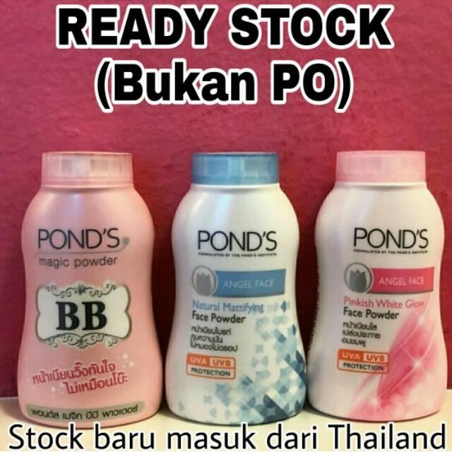 BB PONDS MAGIC POWDER ORI THAILAND