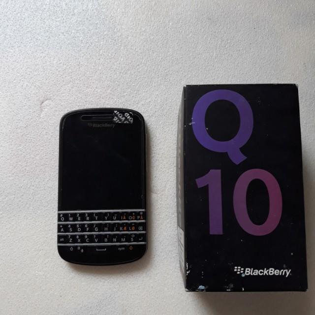 BB Q10