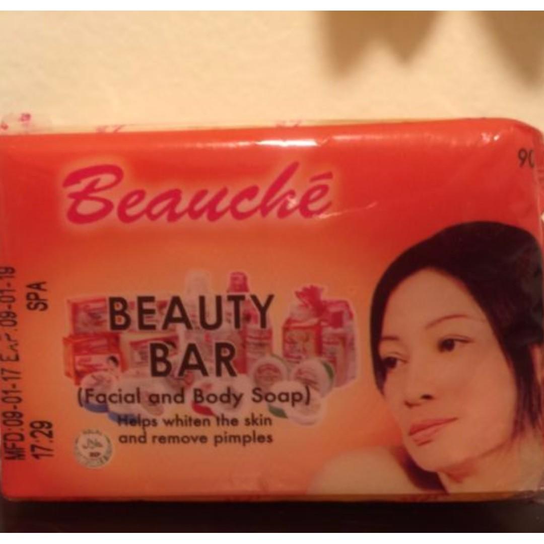 Beauche Bar soap