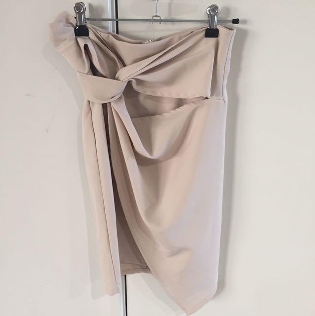 Blossom Wrap Skirt
