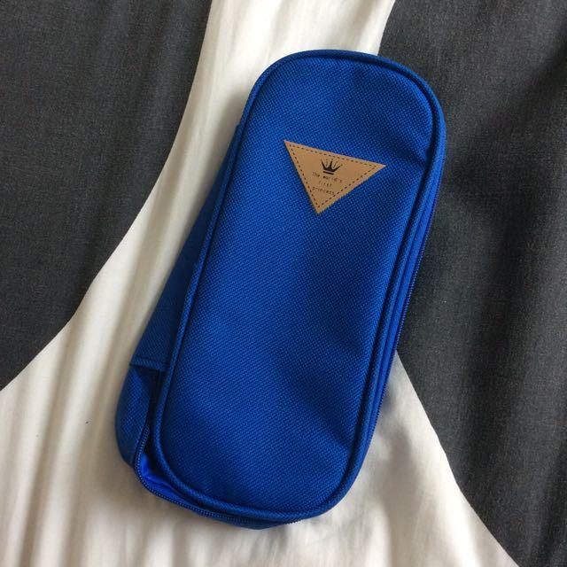 Blue Pencilcase