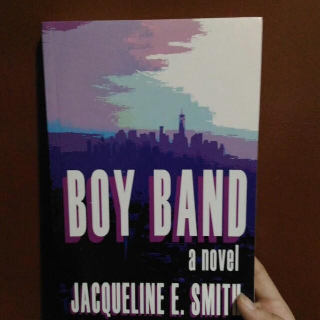 Boyband by Jacqueline E. Smith
