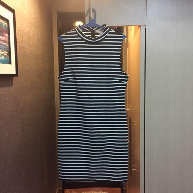 Brand New Forever 21 Turtleneck Dress
