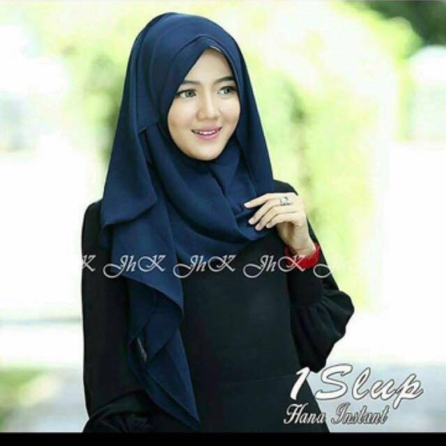 Bundling - 3 Yana Hijab Instant