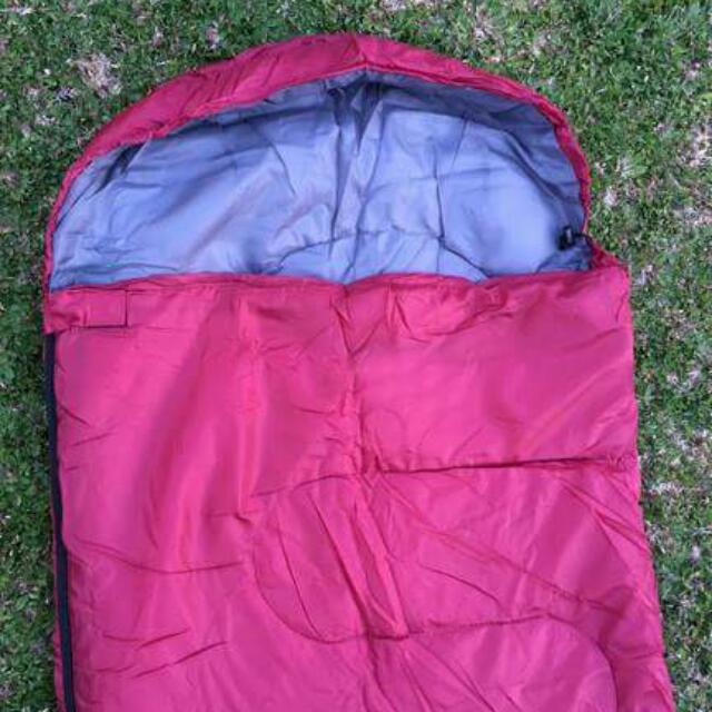 CAMPING SLEEPING BAG - Backpacker