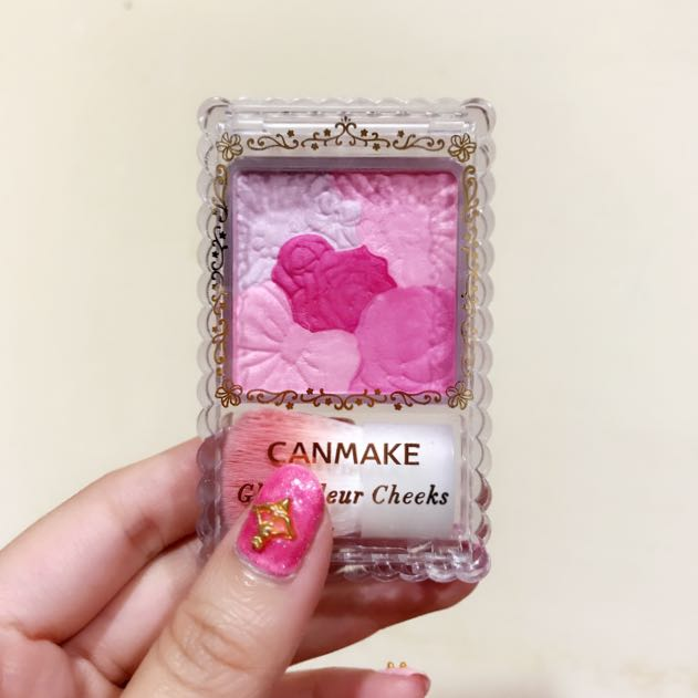 Canmake 腮紅 08