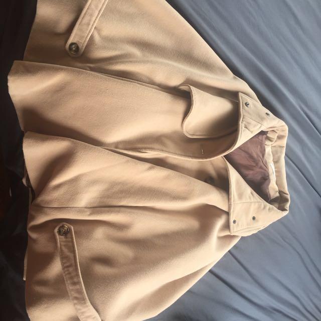 Cape jacket/coat