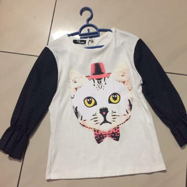 Cat Top
