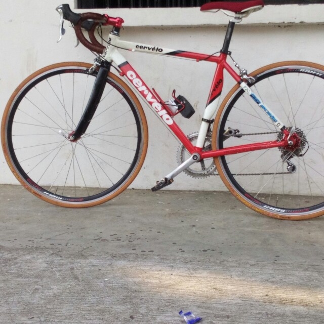 Cervelo road bike, Looking For on Carousell