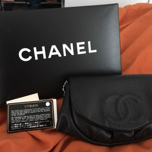 Chanel Halfmoon Authentic