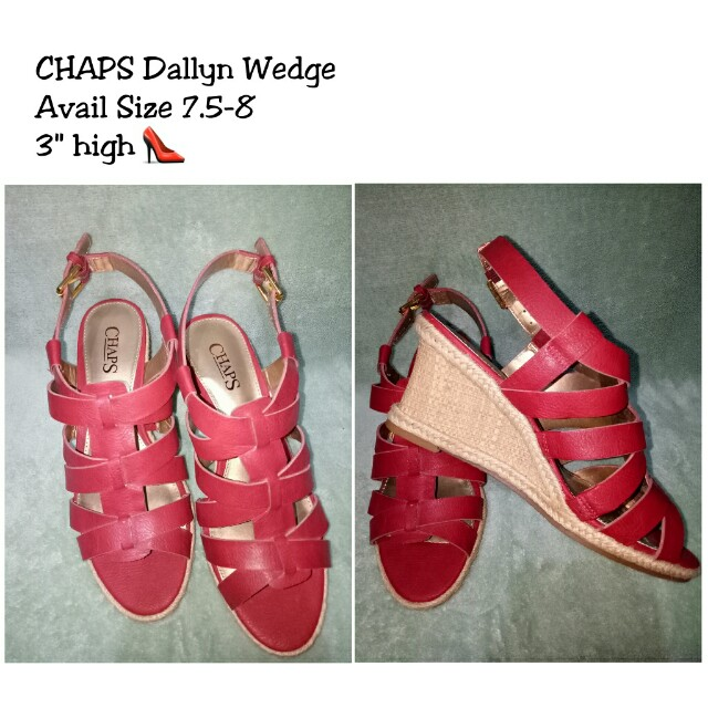 CHAPS dallyn Wedge