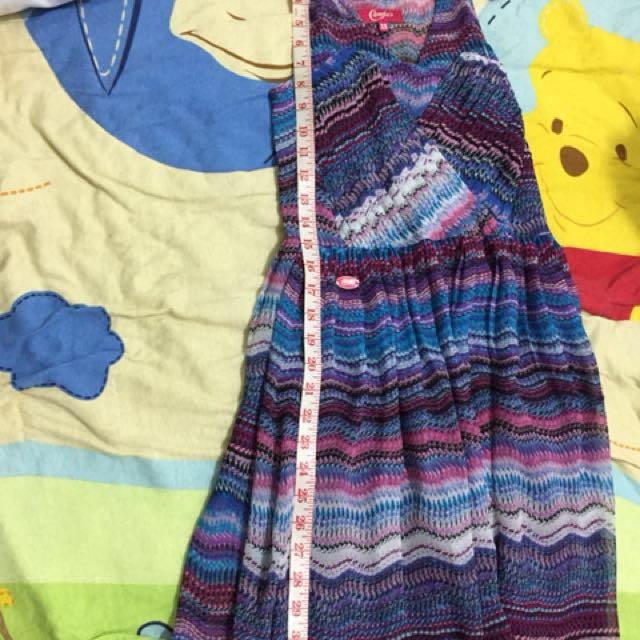 Chiffon dress for girls/teens