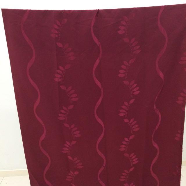 Curtain/ langsir