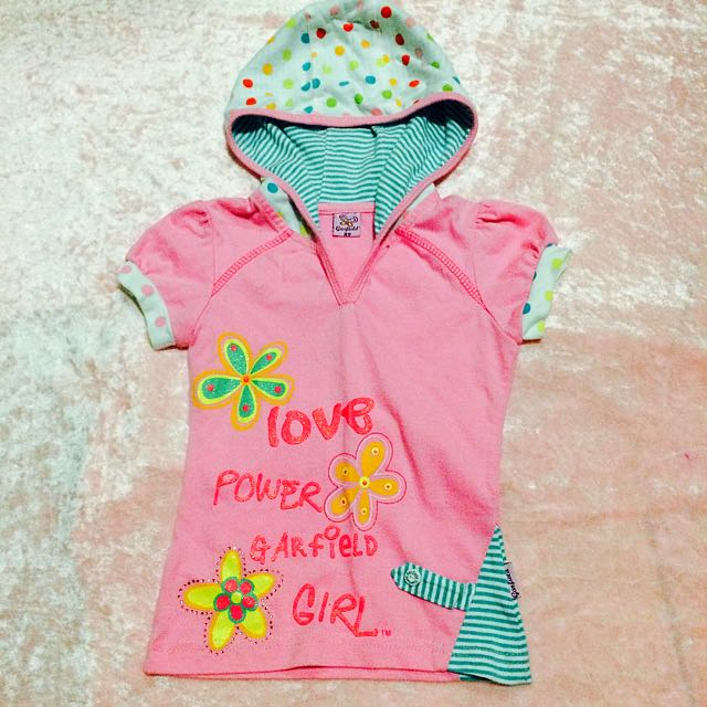 ❤️Cute Baby Hooded Blouse