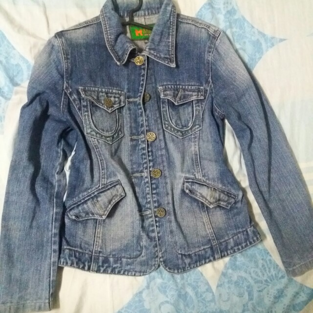 denim jacket repriced!