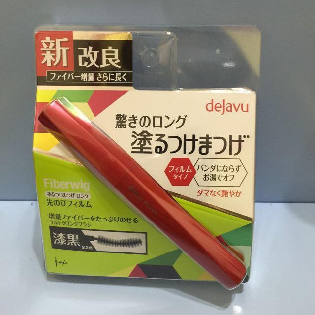 日本帶回Devaju睫毛膏