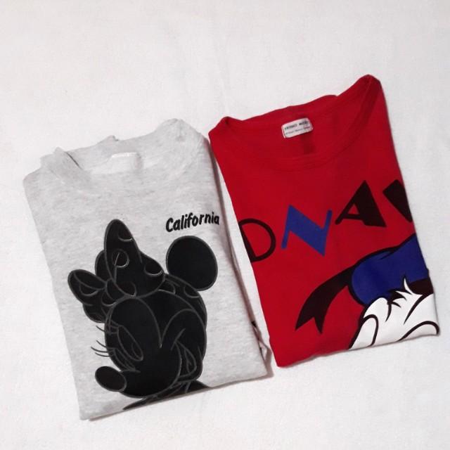 Disney Pullovers