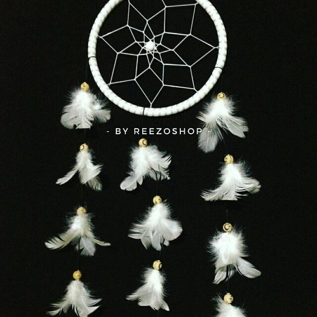 Dream Catcher (White)