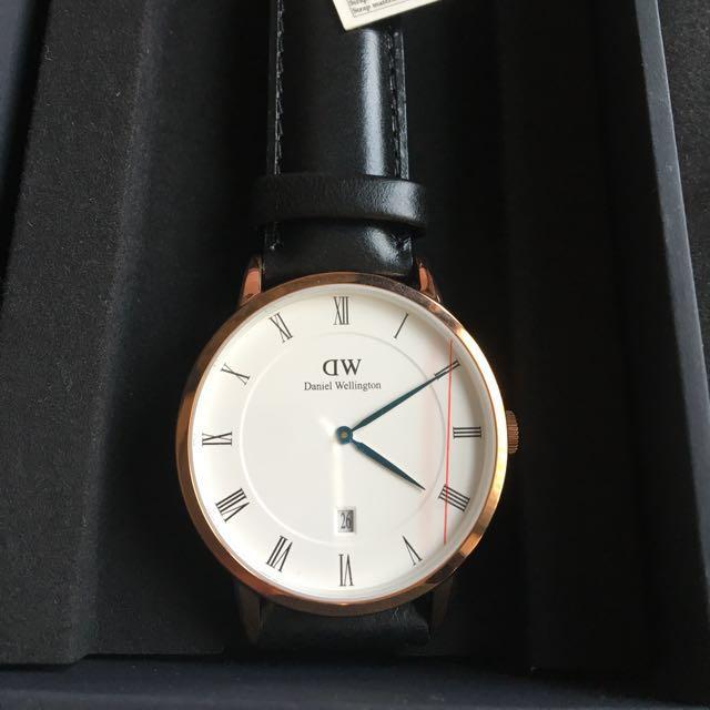 DW 藍針手錶 Daniel Wellington