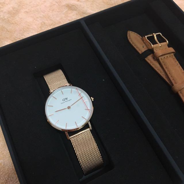 DW 手錶Daniel Wellington禮品組合