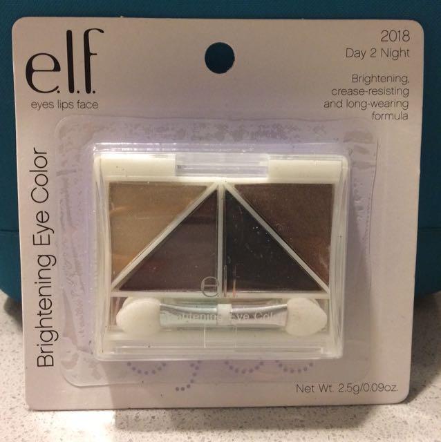 e.l.f. eye shadow