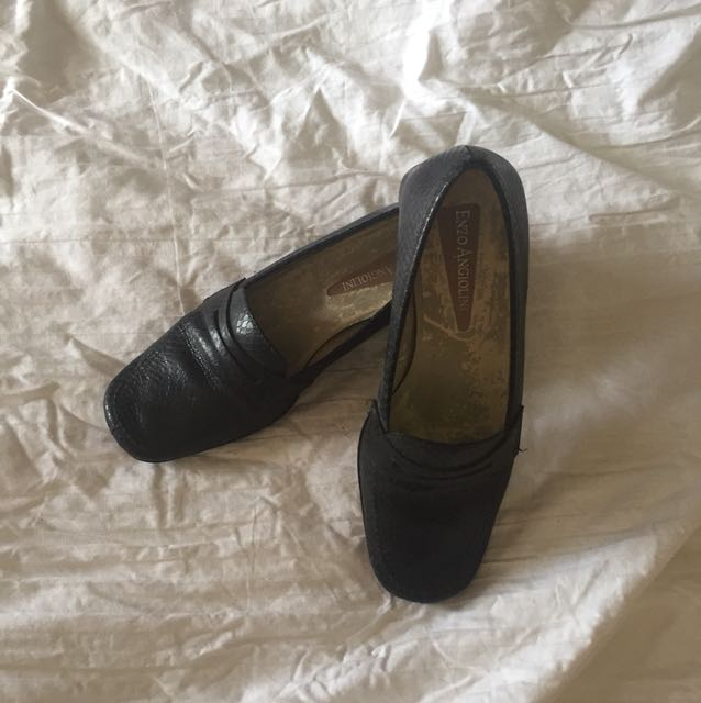 Enzo Angiolini Leather loafers - 35.5