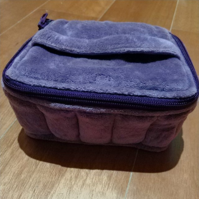 Essential oil pouch isi 15 slot - purple