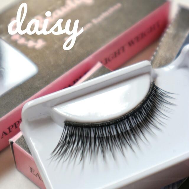 Eyelashes - Daisy (Bulu mata palsu)