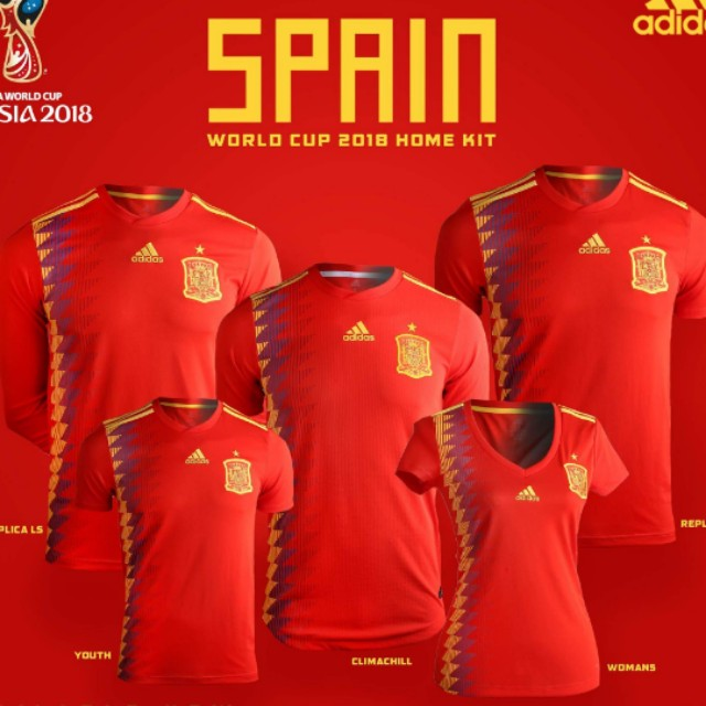 26564f2a1ee 💛PRE-ORDER💛 WORLD CUP 2018 Soccer Jersey Football Shirt Adults ...