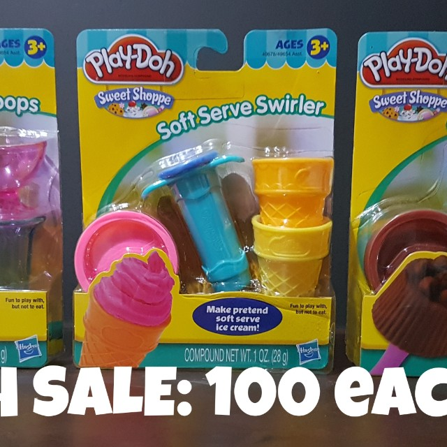 Flash Sale Play Doh